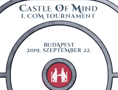 I. Castle Of Mind Tournament
