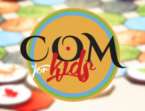 Castle of Mind for Kids, too – COM for Kids